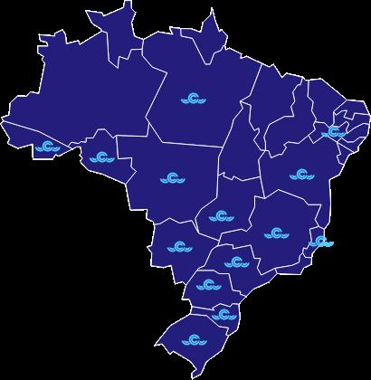 Balanças Cianorte Pelo Brasil